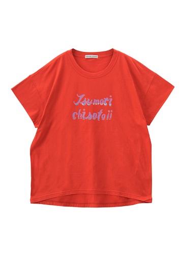 TSUMORI CHISATO / 【WEB限定】 TCロゴT / Tシャツ