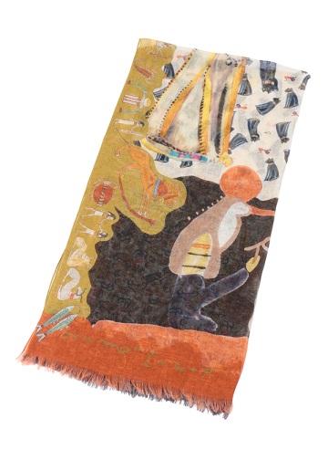TSUMORI CHISATO / エジプシャンミックスストール / ストール