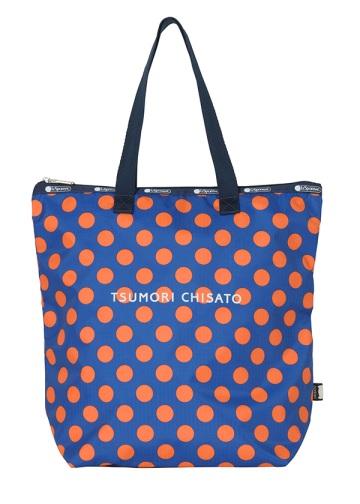 <先行予約>TSUMORI CHISATO × LESPORTSAC / ドットバッグ / バッグ