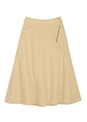 TSUMORI CHISATO / M.BURLINGTON TWILL / スカート
