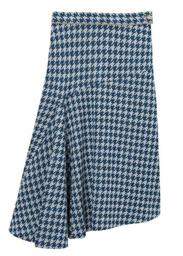TSUMORI CHISATO / チドリジャガード / スカート