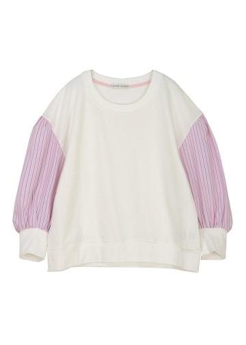 TSUMORI CHISATO / ギザストライプT / シャツ