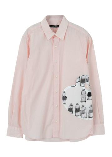 TSUMORI CHISATO / メンズ カラフルチューブシャツ / シャツ