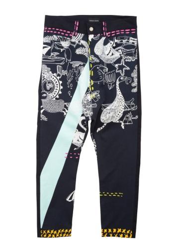 TSUMORI CHISATO / S メンズ パラダイスオブアニマルツィル / パンツ