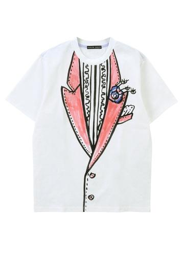 TSUMORI CHISATO / S メンズ ドレスアップT / Tシャツ