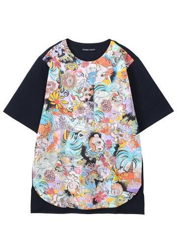 TSUMORI CHISATO / メンズ トロピカルユニコT / Tシャツ