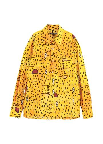 TSUMORI CHISATO / メンズ パンサードットシャツ / シャツ