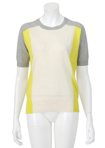 【SALE】ZUCCa / S リネコット / セーター yellow(06)