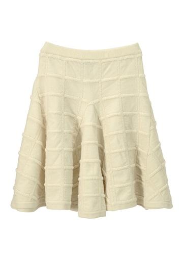ZUCCa / S パイルニット / スカート
