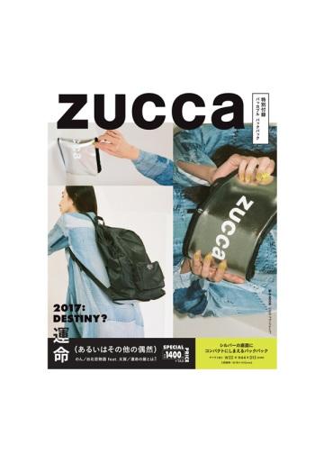 ZUCCa / 17SS MOOK本 / 本