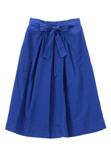 ZUCCa / (O) アスペロレーヨンサージ / スカート