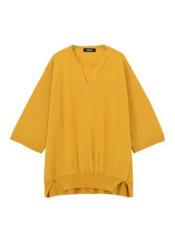 ZUCCa / ウールレーヨンセーター / ポロシャツ