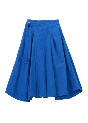 <先行予約> コットンリネンツイル / スカート