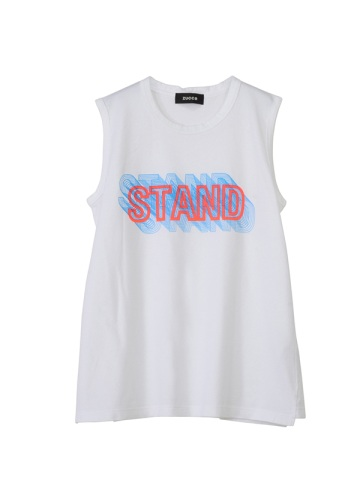ZUCCa / S STAND Tシャツ / タンクトップ