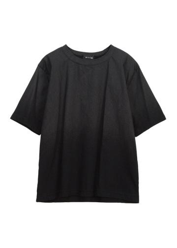 ZUCCa / S シャドウTシャツ / Tシャツ