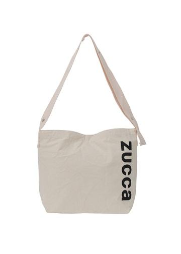 ZUCCa / LOGOエコバッグ / ショルダーバッグ