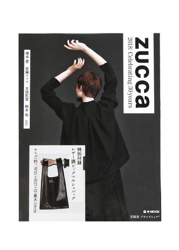 ZUCCa / 18AW MOOK / 本