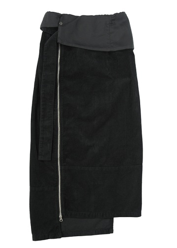 ZUCCa / コーデュロイ / スカート
