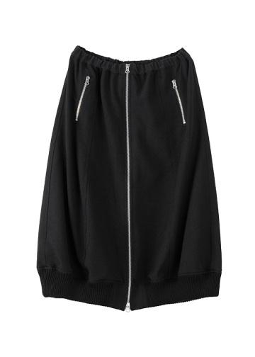 ZUCCa / ポリエステルサージ / スカート
