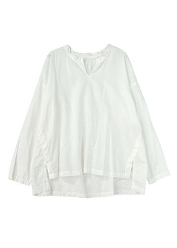 ZUCCa / S コットンリヨセルローン / シャツ