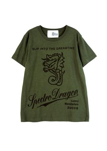 ZUCCa / Spectro Dragon / Tシャツ