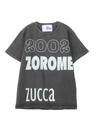 ZUCCa / S ZOROME / Tシャツ