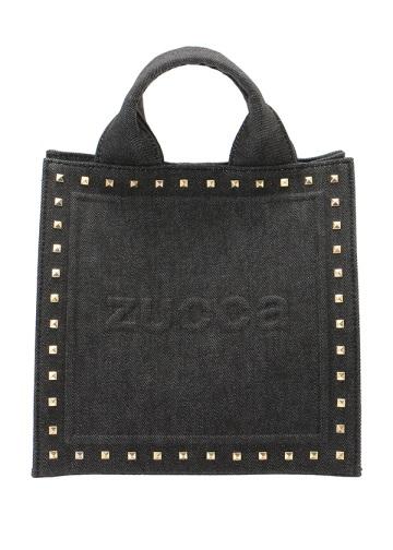 ZUCCa / スタッズデニムバッグ / バッグ