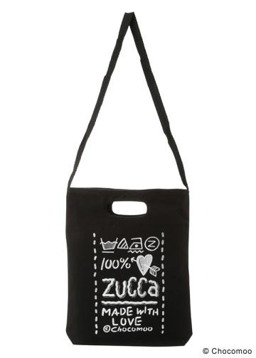 <先行予約> ZUCCa / (S)Chocomoo×ZUCCa ACC 2way バッグ / バッグ