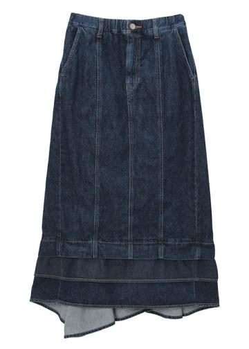 ZUCCa / コットンデニム / スカート