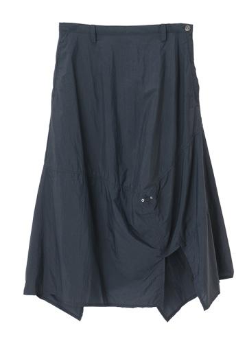 ZUCCa / ライトタフタ / スカート