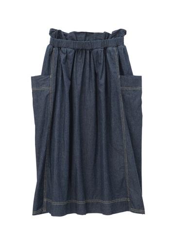 ZUCCa / ライトオンスデニム / スカート