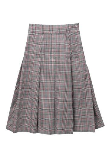 ZUCCa / ブリティッシュチェック / スカート