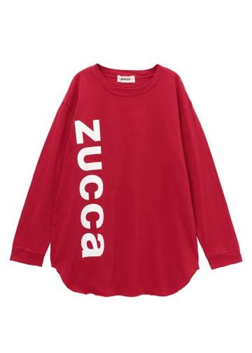 ZUCCa / LOGOロンT / カットソー