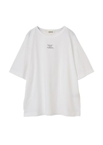 <先行予約> ZUCCa / ミルスペックTシャツ / カットソー