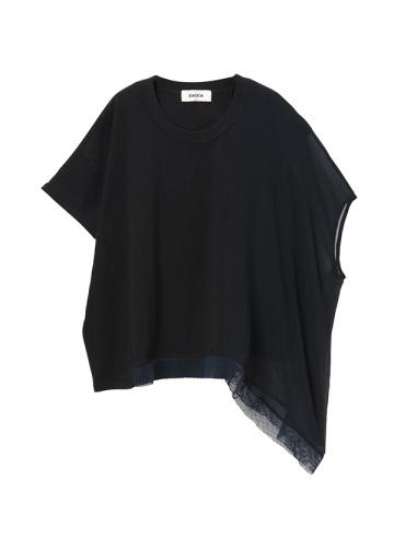 ZUCCa / GF メッシュドッキングジャージィー / Tシャツ