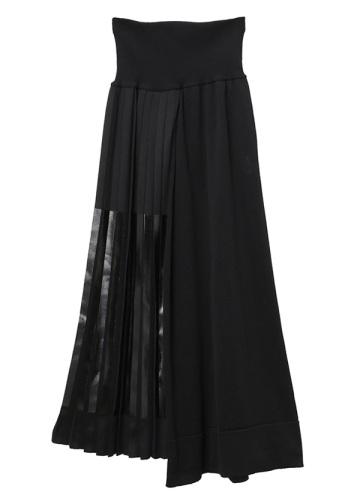 ZUCCa / エナメリープリーツニット / スカート