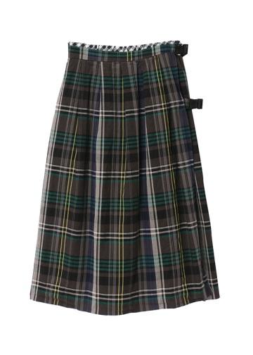 ZUCCa / チェック / スカート