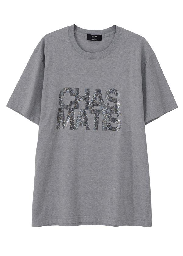 ZUCCa / GF メンズ CHASMATIS Tシャツ / Tシャツ グレー