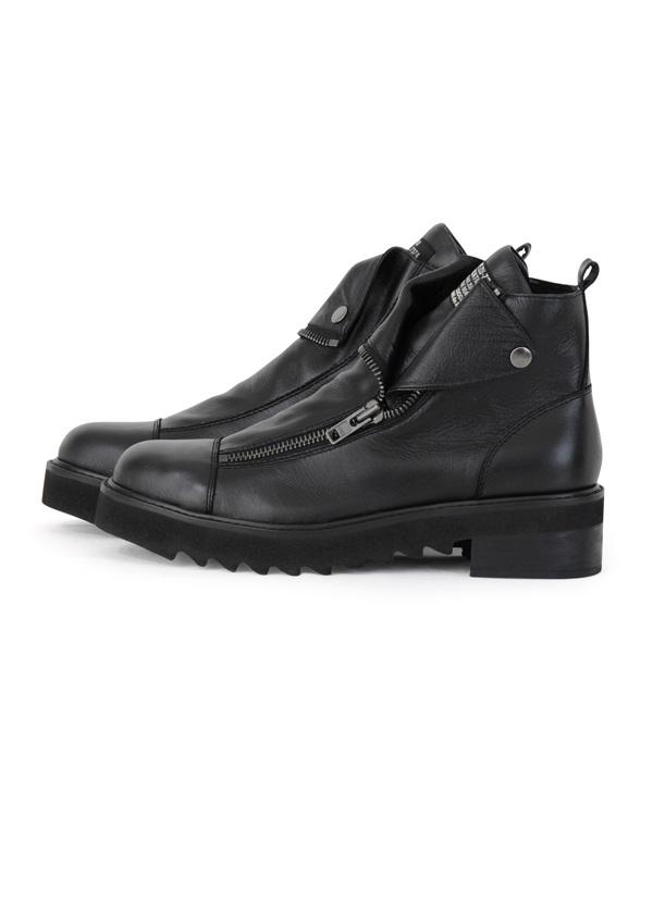 ライダースブーツ 黒