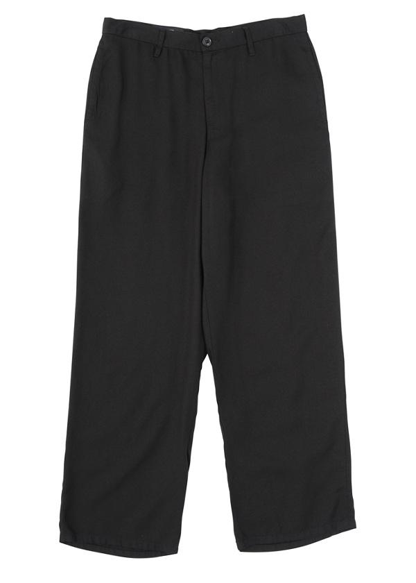 【SALE】ZUCCa / S メンズ テンセルツイル / パンツ 黒