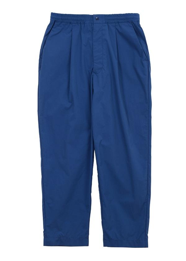 【SALE】ZUCCa / S メンズ ダウンプルーフナイロン / パンツ ブルー