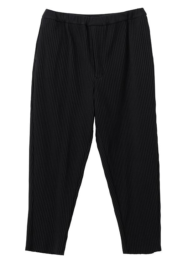 ZUCCa / メンズ コードフリース / パンツ 黒