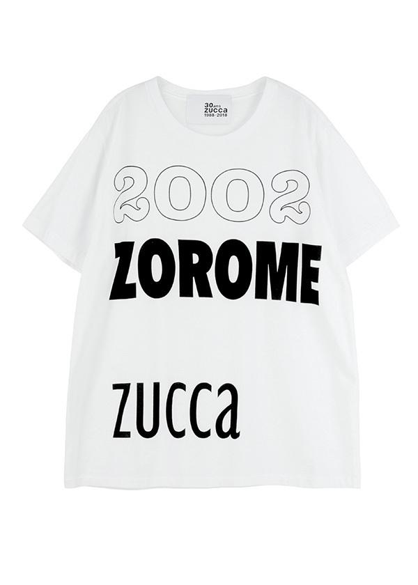 ZUCCa / メンズ ZOROME / Tシャツ 白