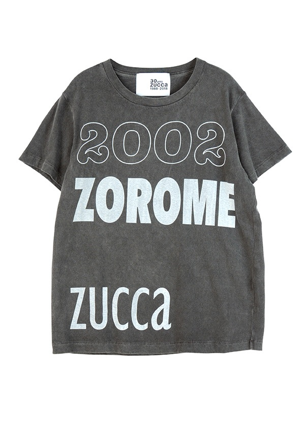 ZUCCa / メンズ ZOROME / Tシャツ 黒