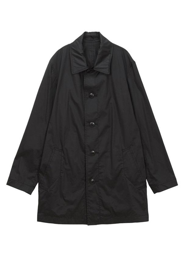 【SALE】ZUCCa / メンズ S ストレッチタイプライター / コート 黒