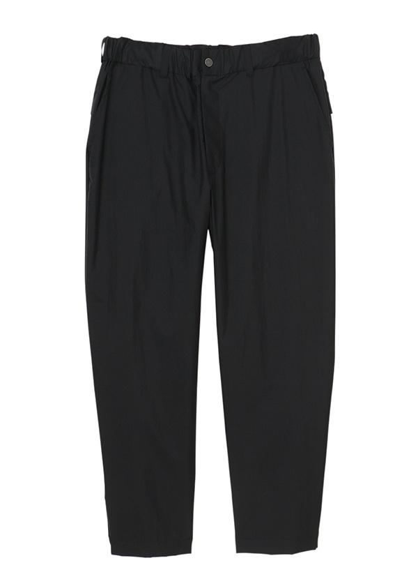 【SALE】ZUCCa / S メンズ パッカブルナイロン / パンツ 黒