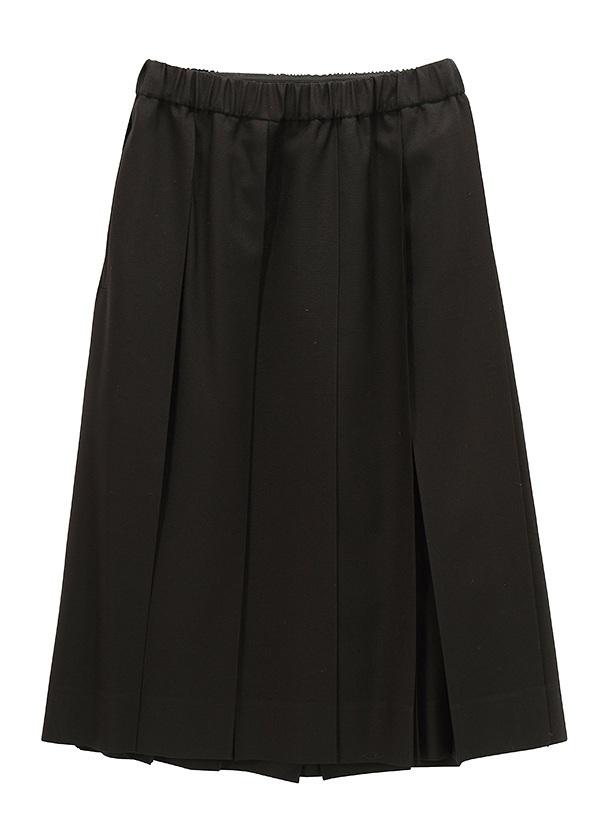 メルシーボークー、 / クロメルシー / スカート 黒