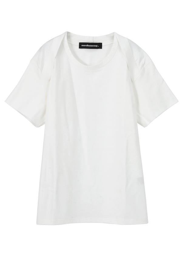 メルシーボークー、 / GF メルティーLUX / Tシャツ 白