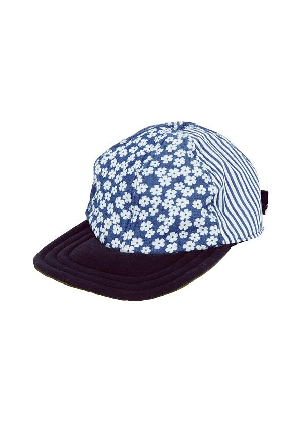 【SALE】メルシーボークー、 / PD ハナシャンボー / 帽子 ネイビー