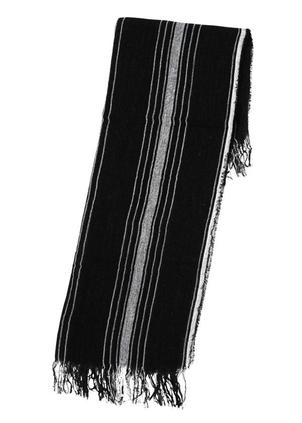 【SALE】メルシーボークー、 / PD アサストール / ストール 黒